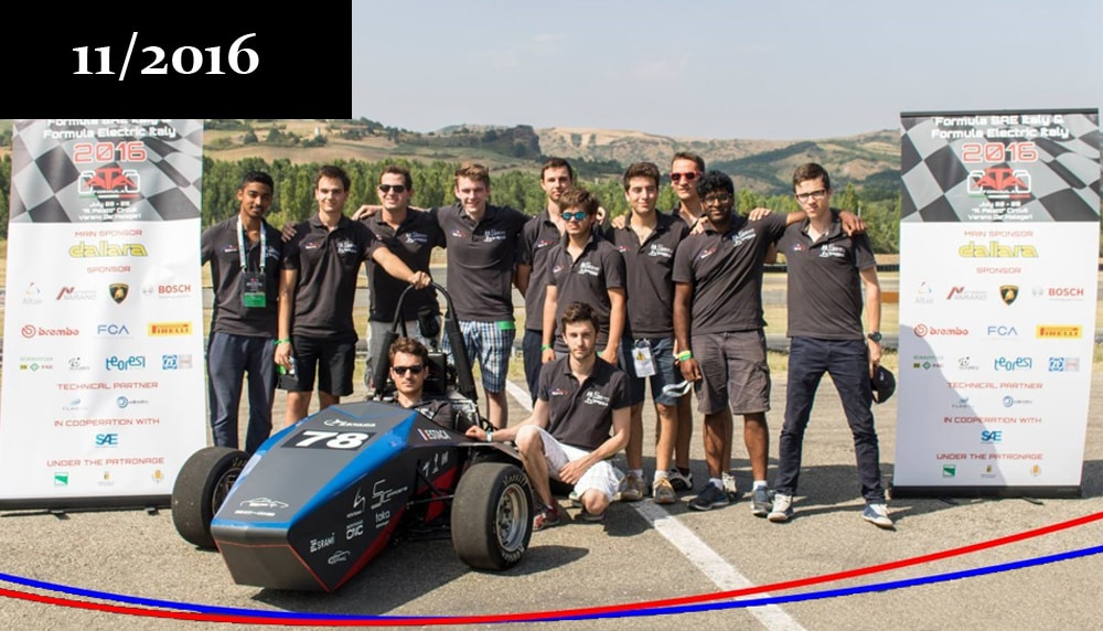 Equipe de l'association Estaca Formula Team