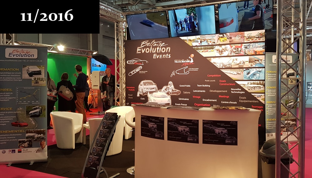 Stand du Salon Heavent